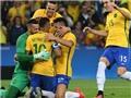 Bóng đá Brazil đã giành HCV Olympic