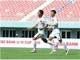 Đá thực dụng, U19 Việt Nam thắng tối thiểu U19 Thái Lan