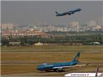 Liên tục chiếu laser uy hiếp an toàn bay tại sân bay Tân Sơn Nhất