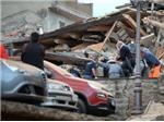 Động đất kinh hoàng tại Italy phá hủy nửa thị trấn, 6 người chết