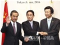 Nhật - Trung - Hàn hối thúc tuân thủ nghị quyết trừng phạt Triều Tiên của LHQ