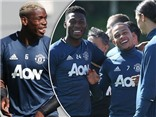 Man United tránh được đội mạnh ở vòng bảng Europa League