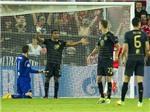Đội bóng của Brendan Rodgers nhận bàn thua ngớ ngẩn nhất ở Champions League