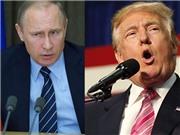 Tân Tổng thống Mỹ Donald Trump giống và khác Tổng thống Nga Putin