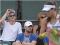 Schweinsteiger bị yêu cầu dừng xem Ivanovic chơi quần vợt và tập trung hồi phục thể lực