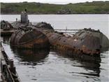 Người Mỹ phát hoảng với chiếc tàu ngầm Liên Xô đang 'trôi dạt'