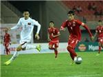 U19 Việt Nam không bị ảnh hưởng bởi động đất