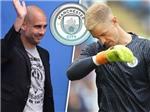 CĐV Man City: 'Xin lỗi Guardiola, Hart là thủ môn chứ không phải Pirlo!'