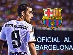 Sắp có Alcacer, Barca sở hữu dàn tân binh sinh năm 1993