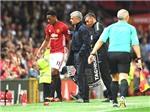 Mourinho khuyên nhủ Martial: 'Ta từng suýt tan vỡ cả gia đình'