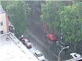 Đêm nay miền Bắc mưa dông, nguy cơ lốc xoáy, mưa đá và gió giật mạnh