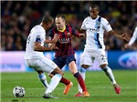 Trận Barca - Man City ở Champions League không phải là một cuộc chiến tranh