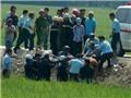 CHÙM ẢNH: Cứu hộ máy bay quân sự L39 đưa phi công đi cấp cứu