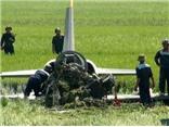 Bộ Quốc phòng thông tin nguyên nhân vụ máy bay L39 rơi tại Phú Yên