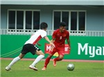 Hòa Consadole Sapporo 1-1, U19 Việt Nam vào chung kết KBZ Bank Cup 2016
