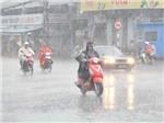 Ảnh hưởng không khí lạnh, Hà Nội mưa rào và dông