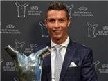 Ronaldo đã thực sự trở thành một huyền thoại