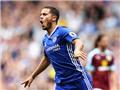 Xem Hazard solo ngoạn mục giúp Chelsea sớm vượt lên trước Burnley