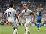 Real Madrid 2-1 Celta Vigo: Không Ronaldo, Benzema, đã có... Toni Kroos