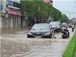 Hải Dương nhiều phố biến thành sông