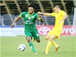 Vòng 23 V-League: Hải Phòng thua 2-3 trước Cần Thơ. Than Quảng Ninh thắng HAGL 3-1