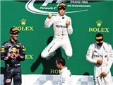 Grand Prix Bỉ: Nico Rosberg xuất sắc về nhất, Kevin Magnussen thoát nạn thần kỳ
