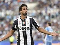 Khedira đang làm vơi nỗi nhớ Pogba ở Juventus