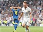 Real Madrid thắng nhọc Celta Vigo 2-1: Những người hùng ẩn danh