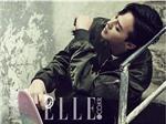G-Dragon cực phong cách trên tạp chí Elle