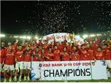 U19 Việt Nam vô địch giải tập huấn bằng thi đá luân lưu