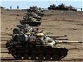 3 xe tăng Thổ Nhĩ Kỳ đã bị bắn cháy ở Syria?