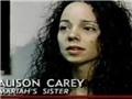 Sốc! Chị gái Mariah Carey bị bắt vì tội bán dâm