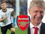 CẬP NHẬT tin tối 29/8: LĐBĐ Đức xác nhận Mustafi sang Arsenal. Alcacer vượt qua cuộc kiểm tra y tế ở Barca