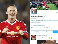 Wayne Rooney lỡ tay 'Like' websex?