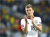 Đội tuyển Đức: Toni Kroos sẽ là thủ quân mới?