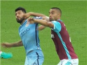 Aguero có 24h để kháng án trước nguy cơ bị treo giò 3 trận