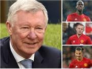 Sir Alex Ferguson giải thích về 'hiện tượng' mua sắm mùa Hè 2016