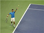 Tứ kết US Open 2016: Trận thứ 3 liên tiếp, Djokovic thắng nhờ đối thủ tự rút lui