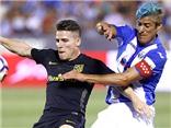 Atletico Madrid: Gameiro sẽ là Jackson Martinez mới?