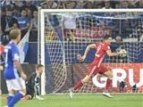 Schalke 04 0-2 Bayern Munich: Không thể cản nổi Lewandowski