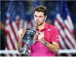 Hạ Djokovic, Wawrinka vô địch US Open 2016