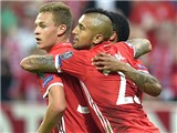 Bayern Munich của Ancelotti đá trực diện hơn và nhanh hơn