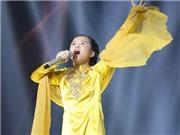 Giọng hát Việt nhí: Những đứa trẻ làm khán giả 'choáng' với ca khúc người lớn