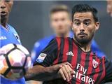 01h45 ngày 21/9, AC Milan – Lazio: Khẩu pháo Bacca và ngòi nổ Suso