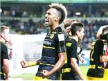 """Wolfsburg 1-5 Dortmund: """"Cơn bão"""" Dortmund hủy diệt Volkswagen Arena"""