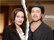 Angelina Jolie và Brad Pitt ly hôn
