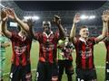 Balotelli được cộng đồng mạng trao QBV sau cú đúp vào lưới Monaco