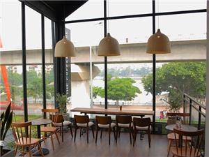 The Coffee House: Sang chảnh, khác biệt và đa dạng CHƯA TỪNG THẤY