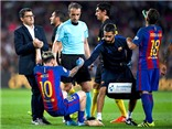 Không Messi, Barca là của Enrique