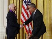 Mel Brooks 'dọa' tụt quần Tổng thống Obama ngay tại Nhà Trắng